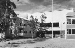 Saäynätsalon koulu 1956-